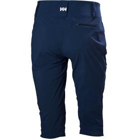 Helly Hansen Crewline Capri Pants Women Navy